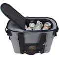 Opened cooler