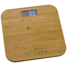 Bamboo Digital Scale