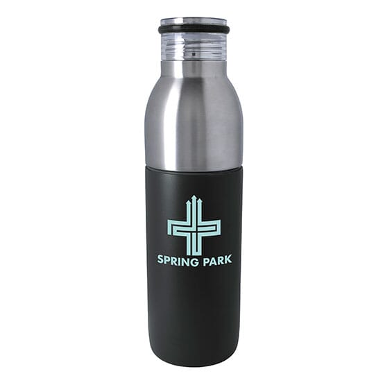 22 oz Active 2-in-1 Vacuum Bottle Tumbler