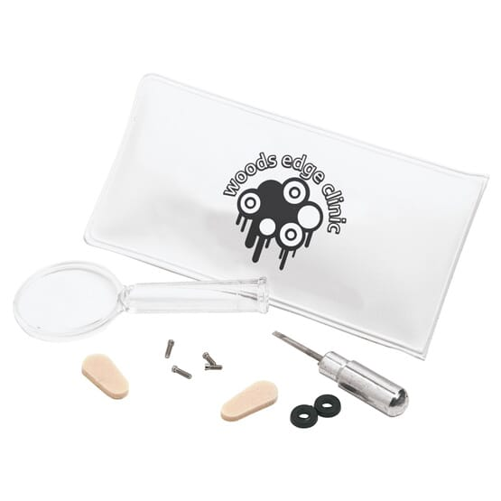 Eyeglass Repair Kit With Pouch
