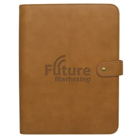 KAPSTON™ Natisino Zippered Padfolio