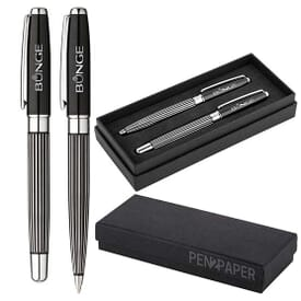 Jefferson Rollerball & Ballpoint Set