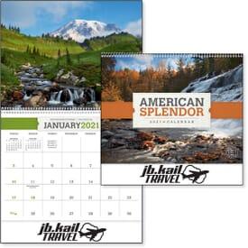 2021 American Splendor Calendar