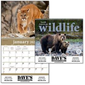 2021 North American Wildlife Calendar