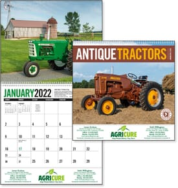 2021 Antique Tractors Calendar