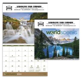 2021 World Scenic Calendar