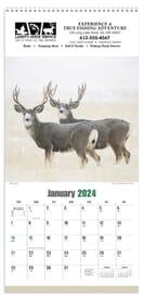 2021 Sportsman Calendar