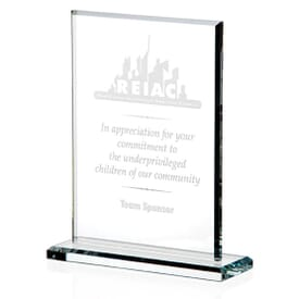 Vertical Gem Cut Award