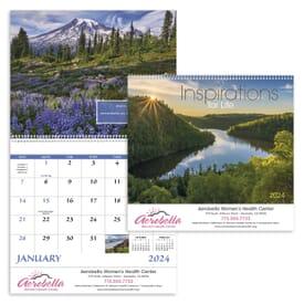 2021 Inspirations for Life - Spiral Calendar