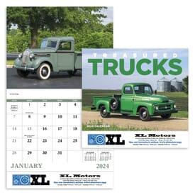 2021 Treasured Trucks - Stapled Calendar