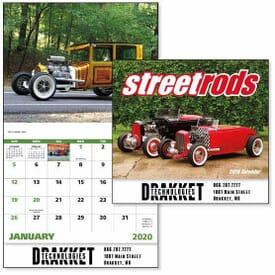 2021 Street Rods - Stapled Calendar