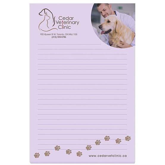 "BIC® 4"" x 6"" Adhesive Notepads 50 Sheet Pad"