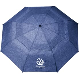 "46"" Cutter & Buck® Heathered AOC Vented Umbrella"