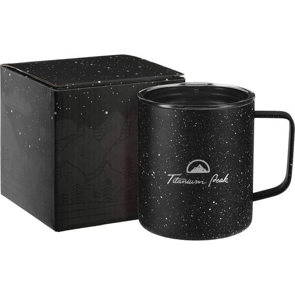 14 oz Speckled Rover Copper Vac Insulated Camp Mug