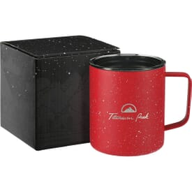 14 oz Speckled Rover Copper Vac Insulated Camp Mug