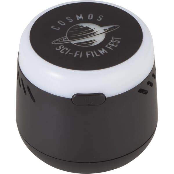 Tumbler Light Up Logo Bluetooth® Speaker