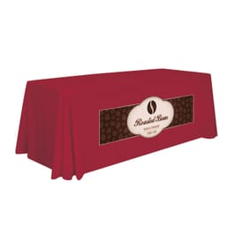 6' Stain Resistant Table Throw