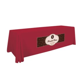 8' Stain Resistant Table Throw