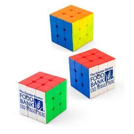 Speedy Puzzle Cube 3x3x3