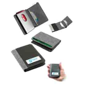 Modern Tekie RFID Wallet