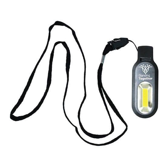 Whistle/COB Light Lanyard