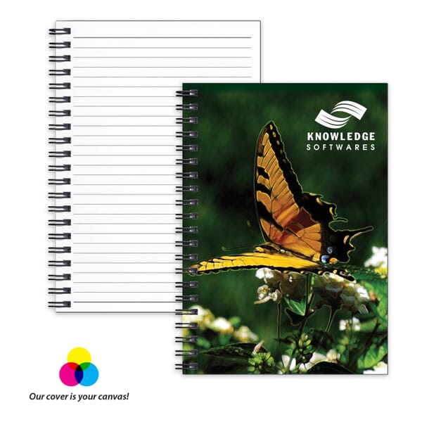 4-Color Wired Notebook