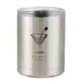 10 oz Stainless Steel Low Ball