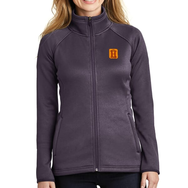 Ladies The North Face® Canyon Flats Stretch Fleece Jacket