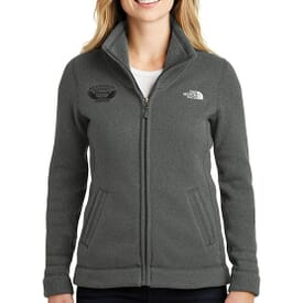 Ladies The North Face® Sweater Fleece Jacket