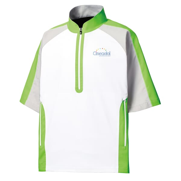 FootJoy® Sport Short Sleeve Windshirt