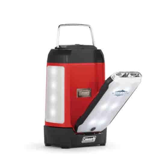 Coleman® 4D 2-Panel LED Lantern