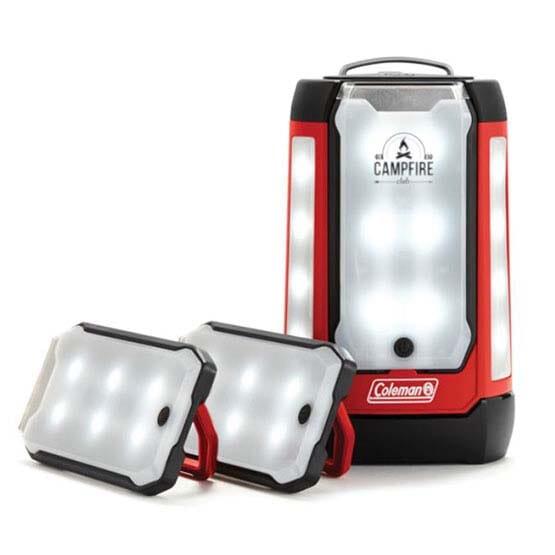Coleman® 6D 3-Panel LED Lantern