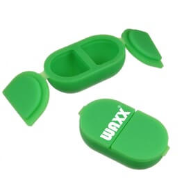Silicone Butterfly Container