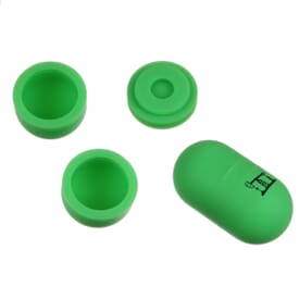 Silicone Pill Container