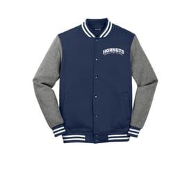 Sport-Tek®Fleece Letterman Jacket