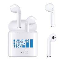 Custom Headphones, Imprinted Earbuds & Logo Bluetooth Speakers