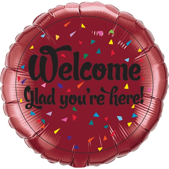 4-Color Microfoil Balloons