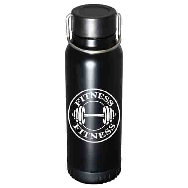 22 oz Hydration Charging Station Stainless Steel Bottle
