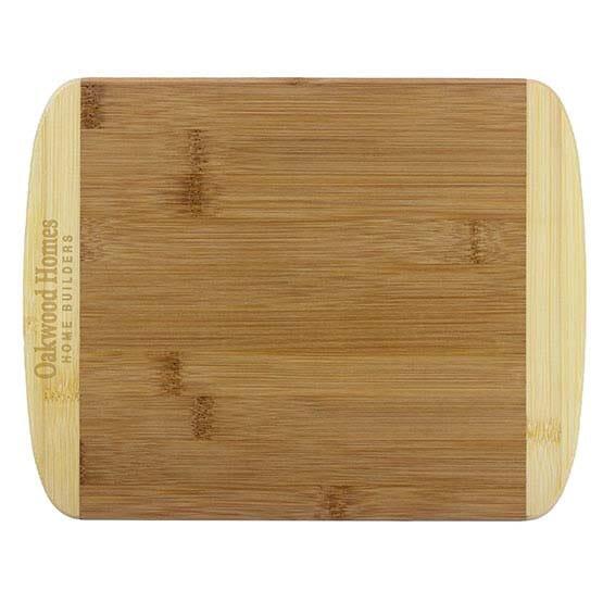 Two-Tone Cutting Board