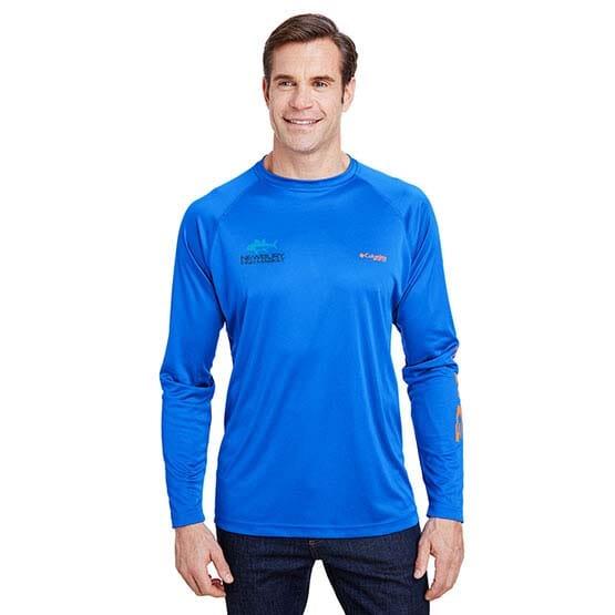 Columbia® Terminal Tackle™ Long-Sleeve T-Shirt