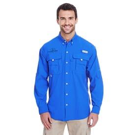 Men's Columbia® Bahama™ II Long-Sleeve Shirt