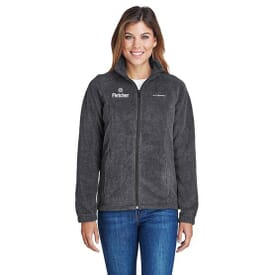Ladies' Columbia® Benton Springs™ Full-Zip Fleece