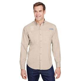 Men's Columbia® Tamiami™ II Long-Sleeve Shirt