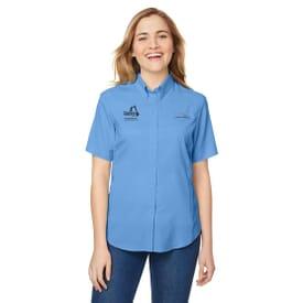 Ladies' Columbia® Tamiami™ II Short-Sleeve Shirt
