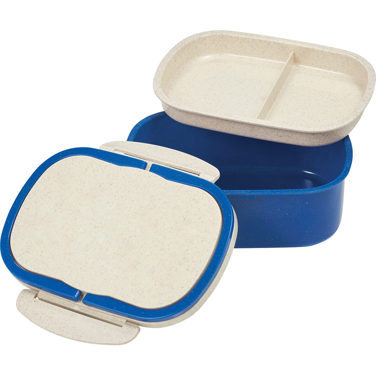 Eco friendly lunch box with logo