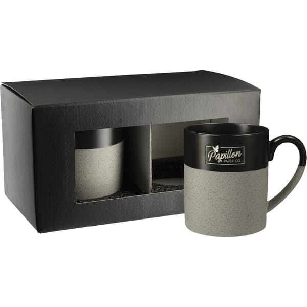 Otis Ceramic Mug 2-in-1 Set