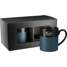 Otis Ceramic Mug 2-in-1 Set