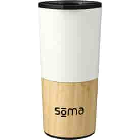 16 oz Welly® Voyager Copper Vacuum Tumbler