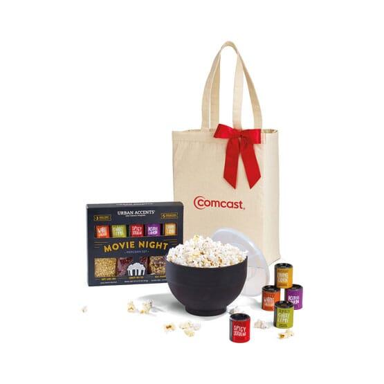 Movie Night Gourmet Popcorn Gift Set