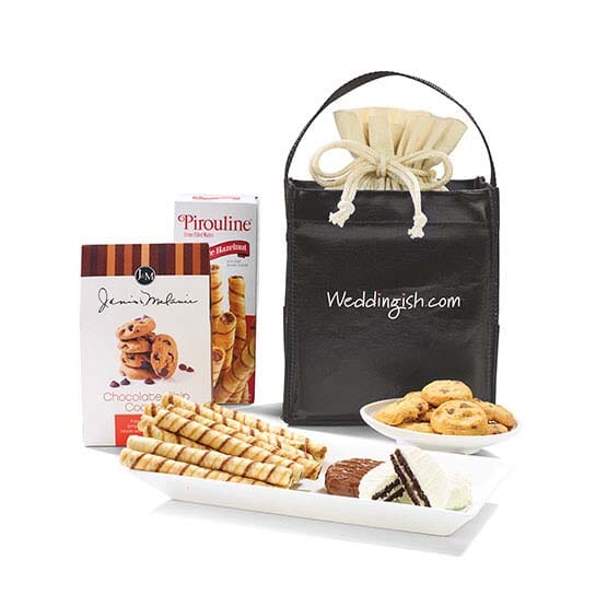 Cookie tote gift set